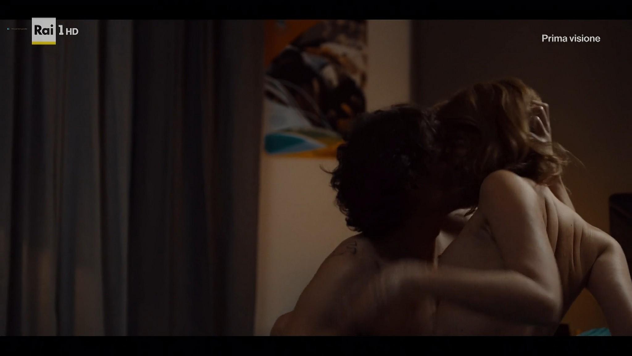 Cristiana Capotondi nude and sex Giulia Arena Elena Radonicich sexy Bella Da Morire IT 2020 s1e 1 4 HDTV 1080p 16