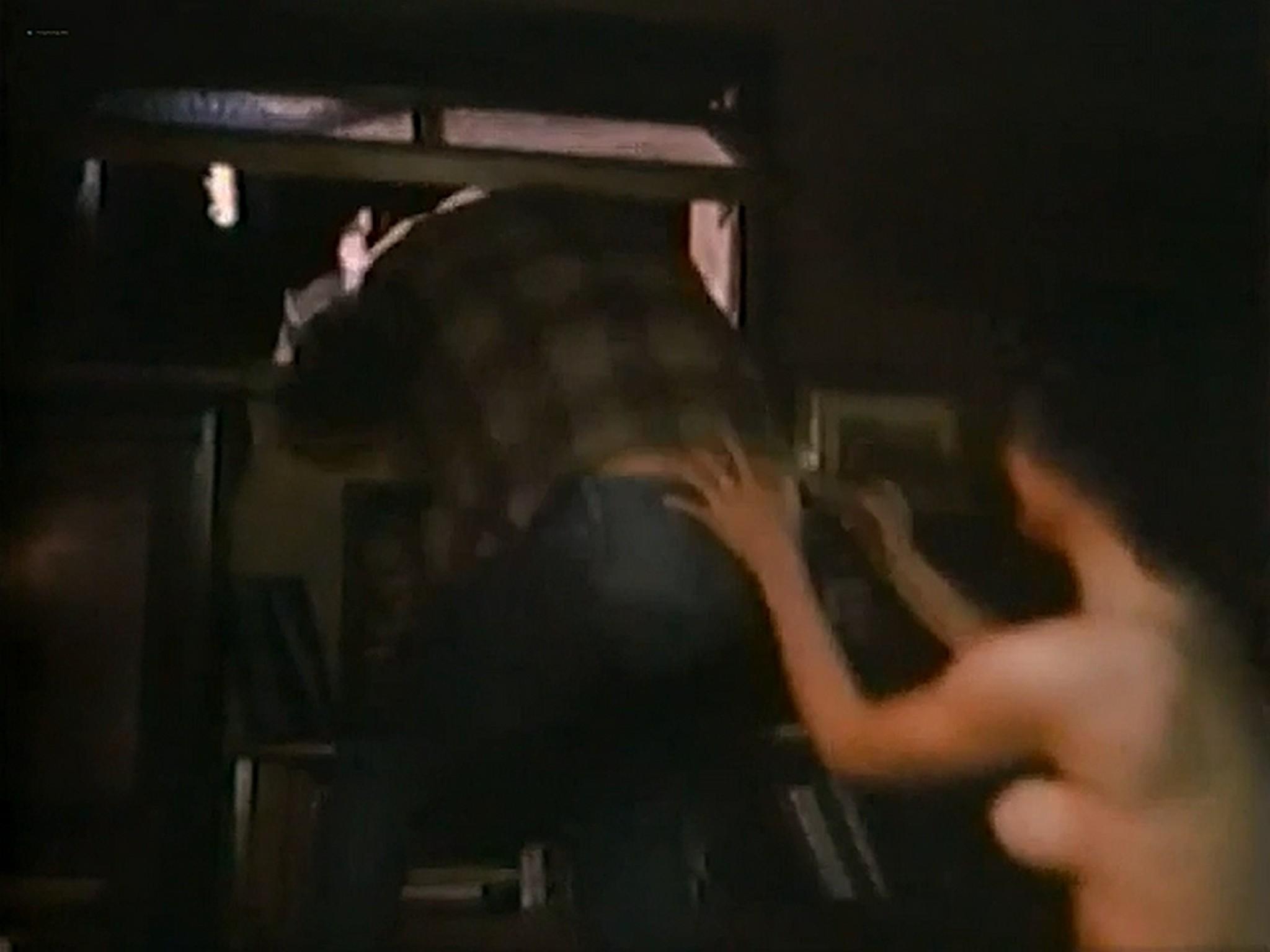 Heather Langenkamp nude topless and sex Nickel Mountain 1984 VHSRip 13