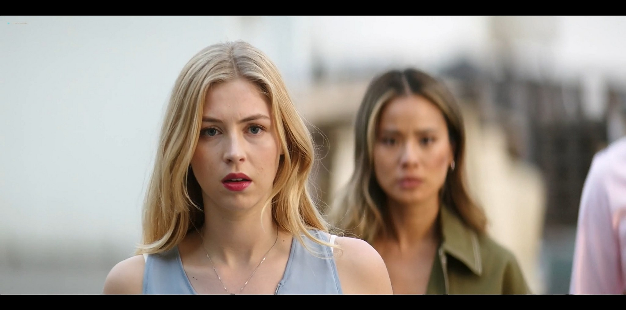 Hermione Corfield hot Jamie Chung sexy The Misfits 2021 1080p Web 7