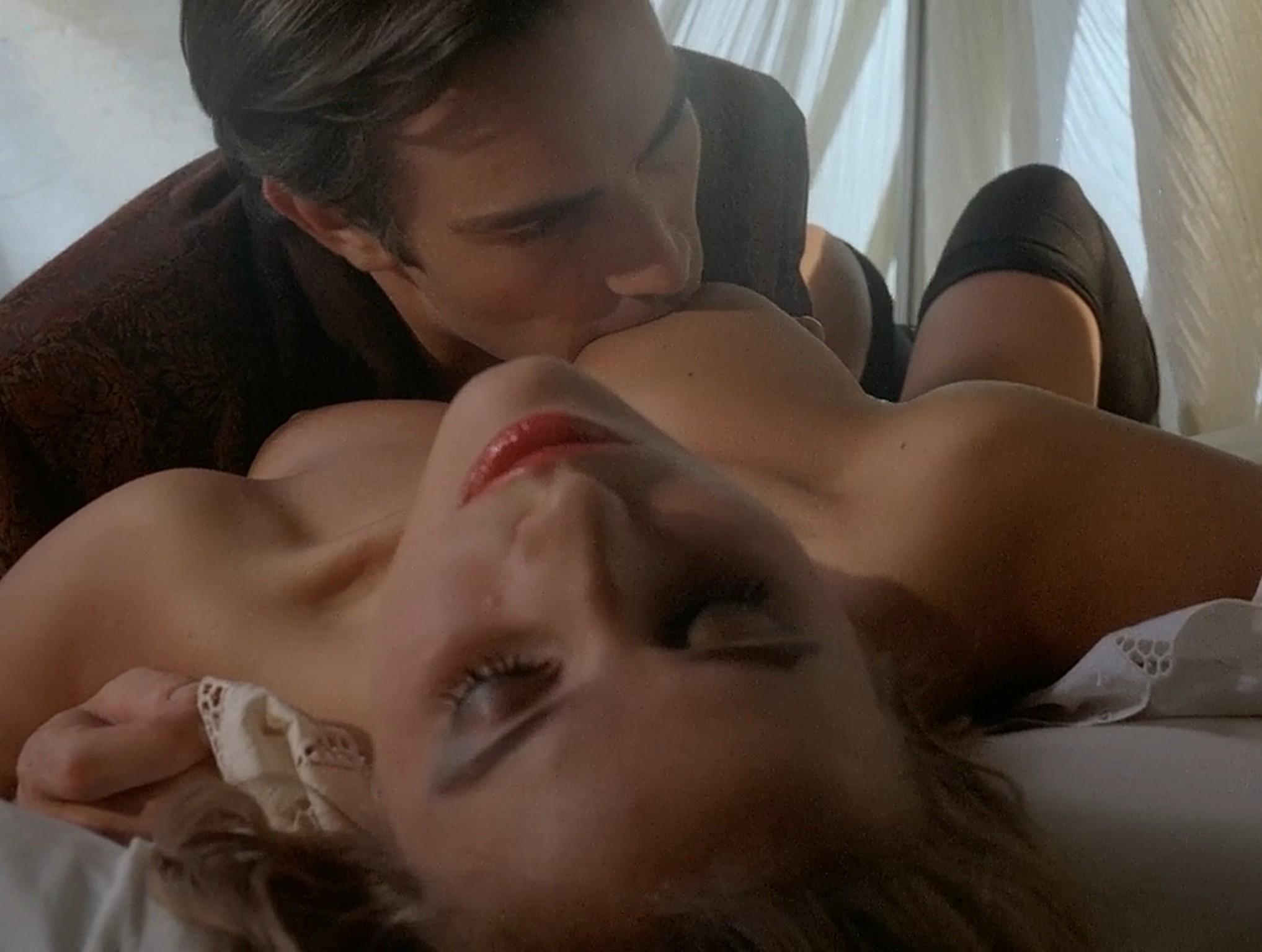 Jennifer Inch nude full frontal Sophie Favier hot sex Lady Libertine 1983 720p 3