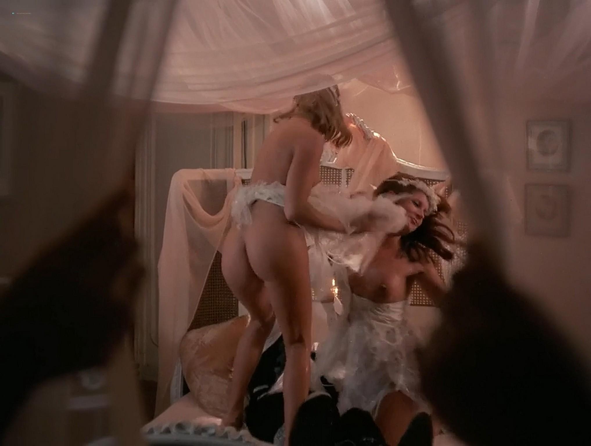Jennifer Inch nude full frontal Sophie Favier hot sex Lady Libertine 1983 720p 8