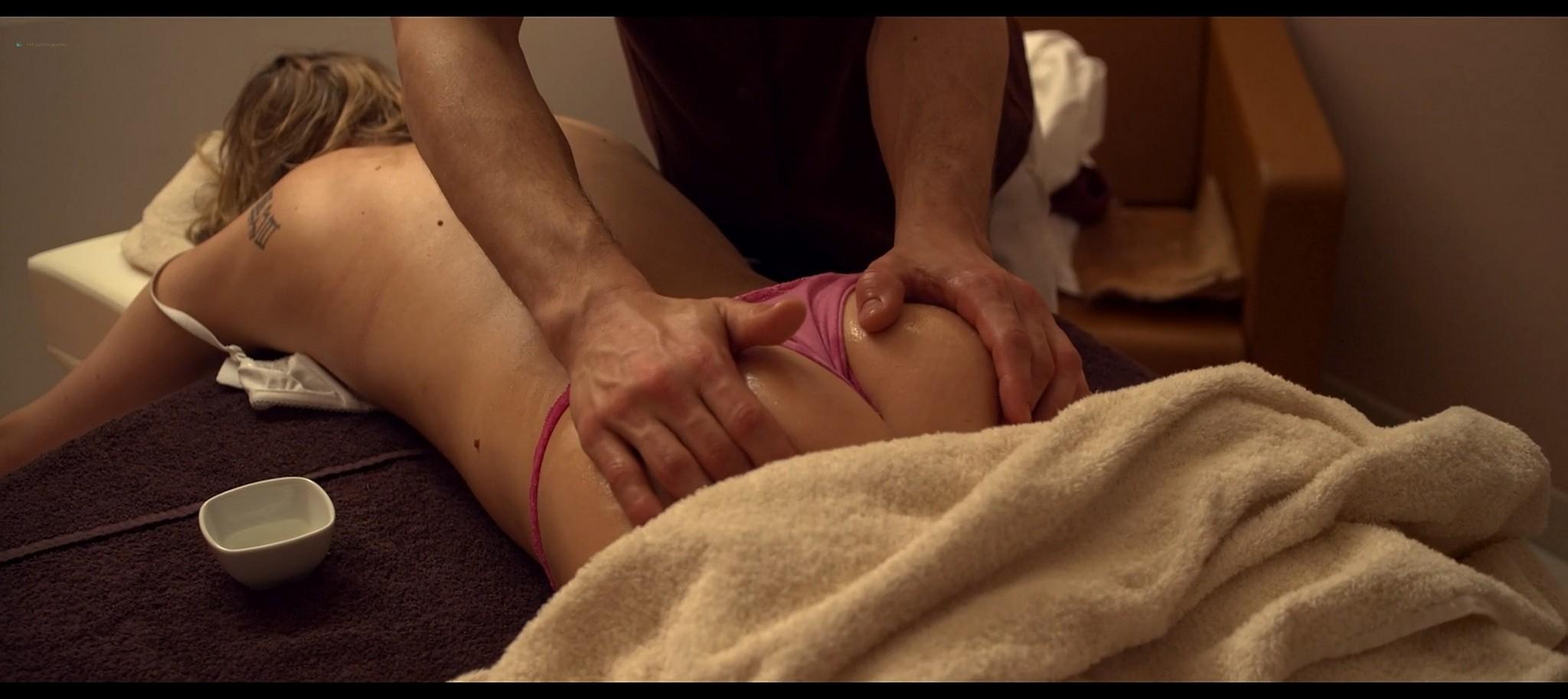 Lana Cooper hot butt and Ev Katrin Weis nude topless Love Steaks DE 2013 1080p Web 8