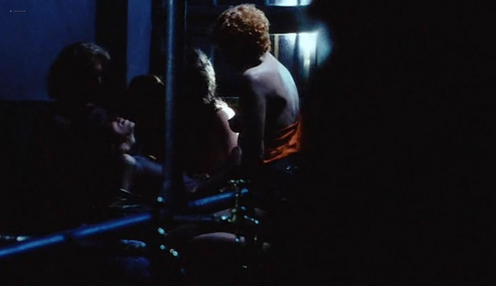 Linda Blair nude sex Sylvia Kristel and others nude too Red Heat 1985 VHSRip 15