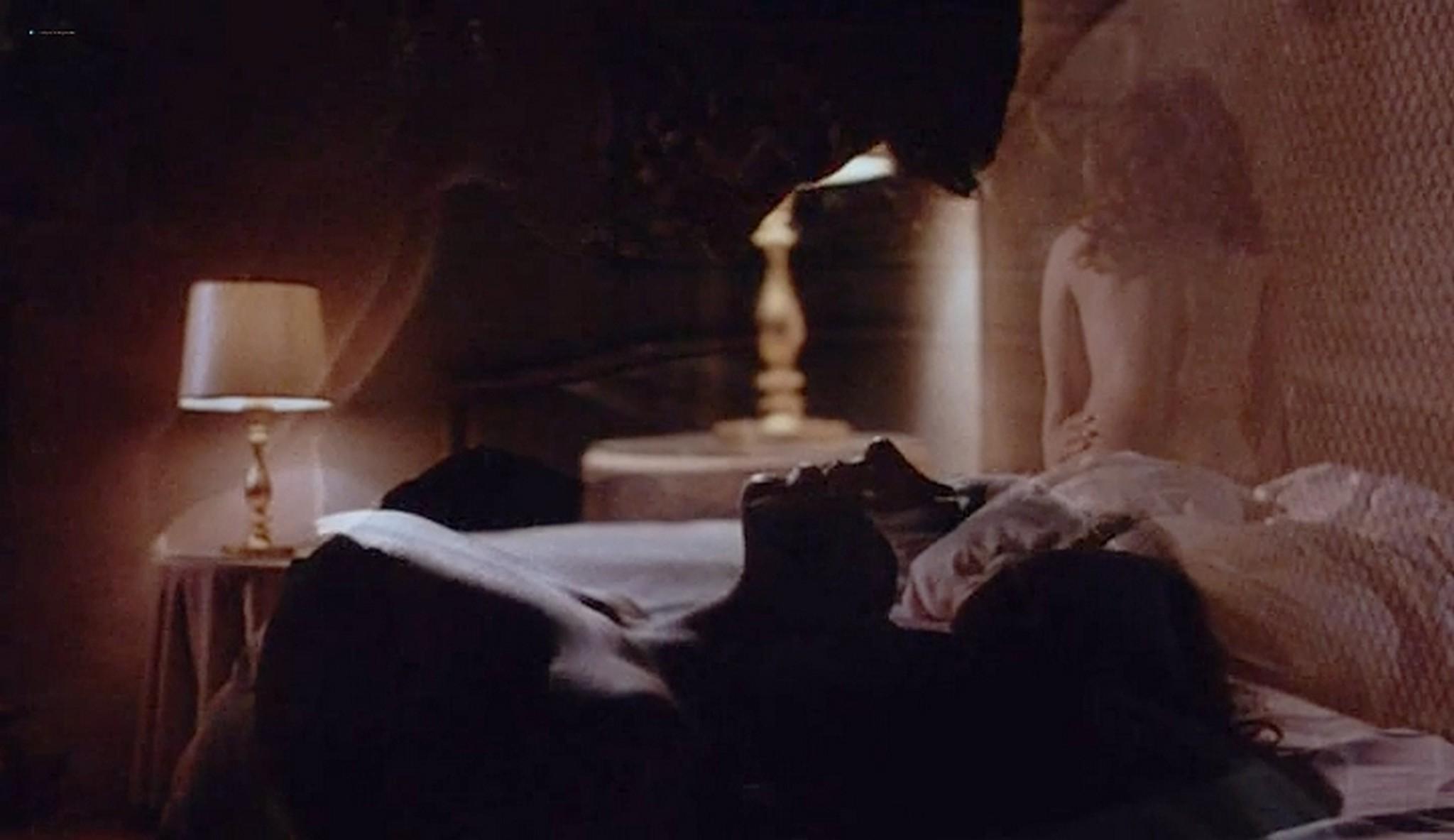 Linda Blair nude sex Sylvia Kristel and others nude too Red Heat 1985 VHSRip 2