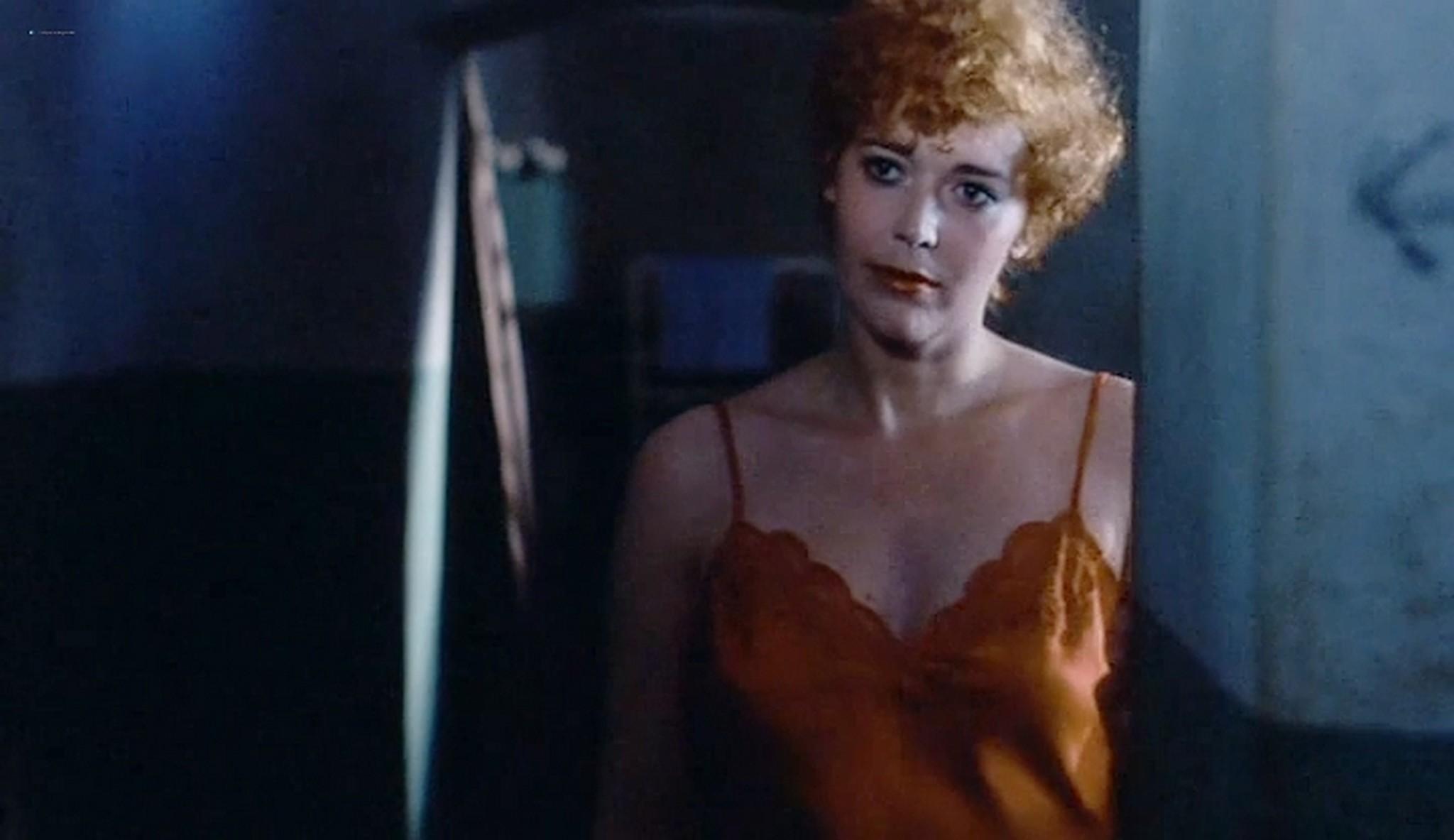 Linda Blair nude sex Sylvia Kristel and others nude too Red Heat 1985 VHSRip 5