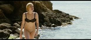 Marie-Josée Croze nude, wet and sex  - Un balcon sur la mer (FR-2010) BluRay