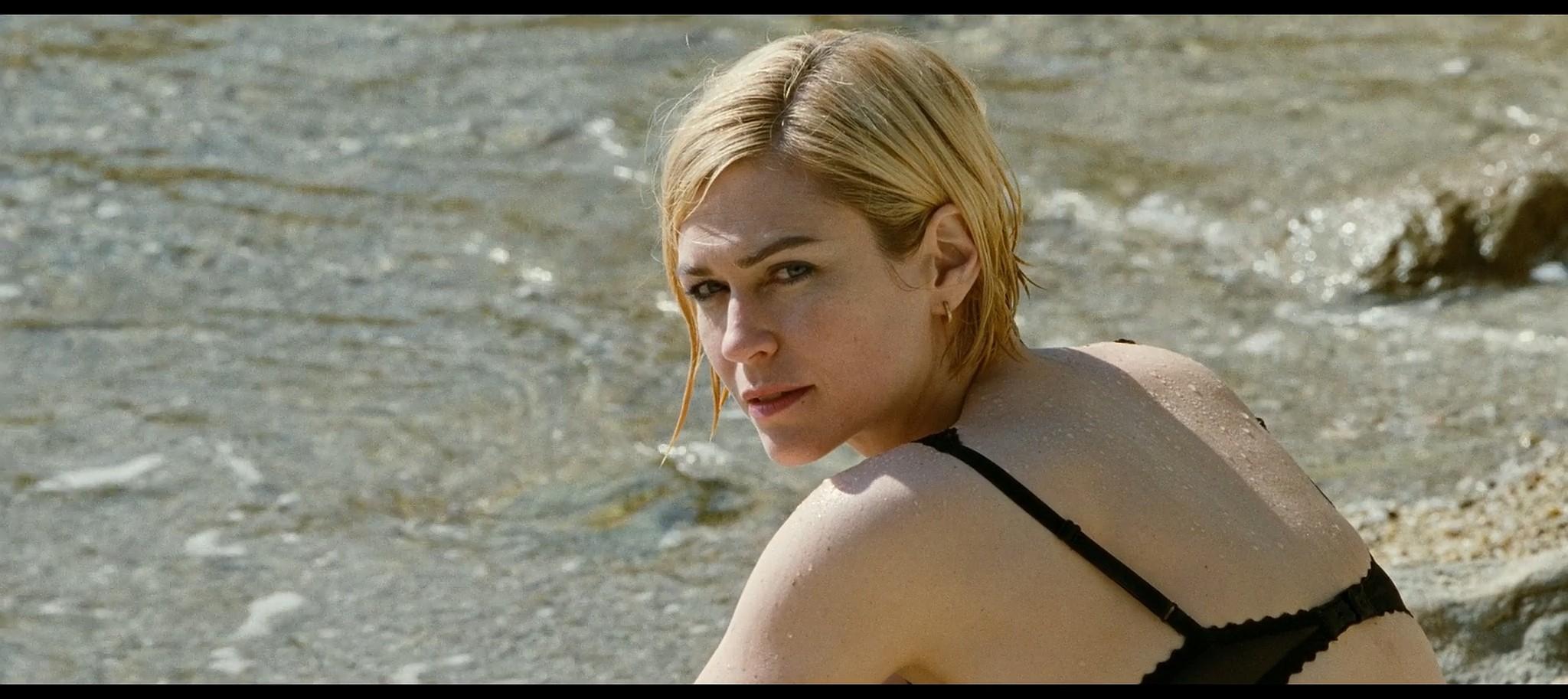 Marie Josee Croze nude wet and sex Un balcon sur la mer FR 2010 BluRay 7