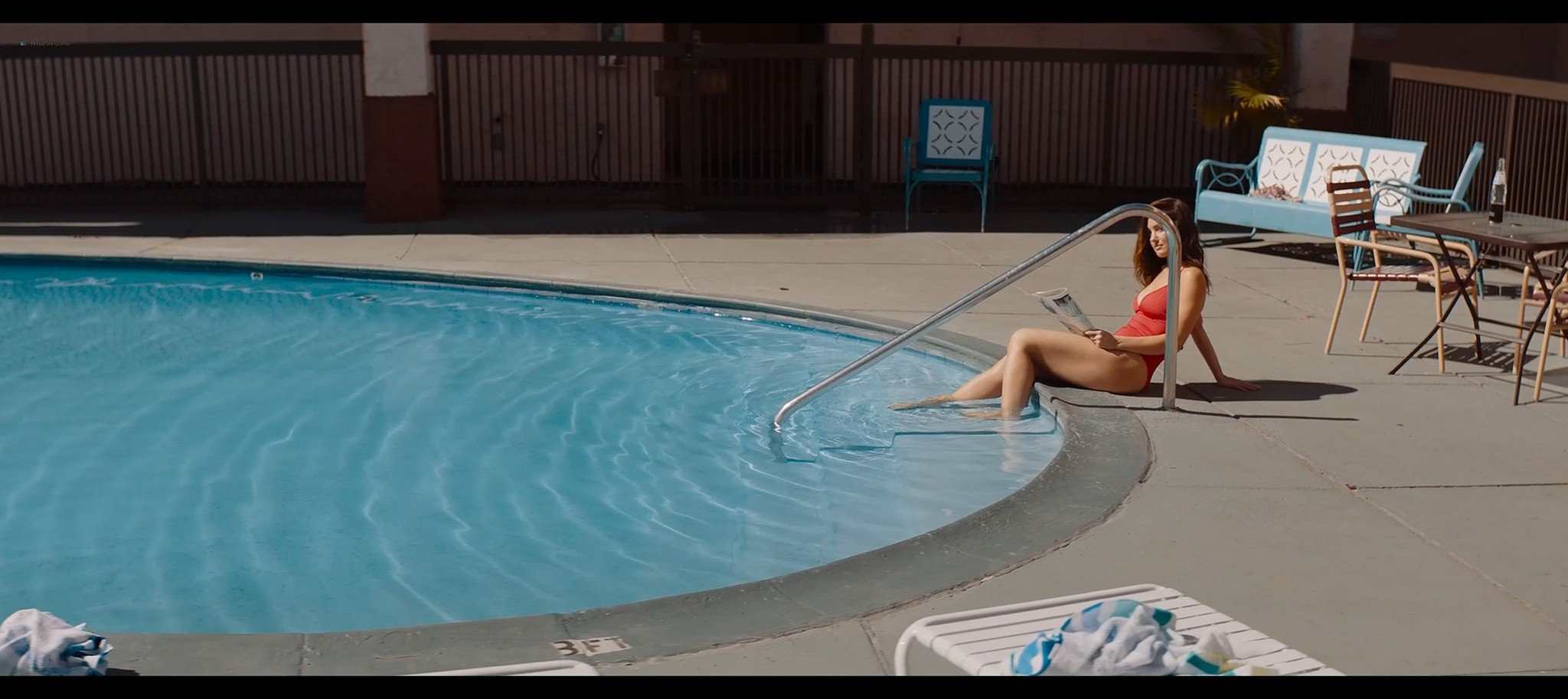 Minka Kelly hot in a swimsuit AnnaSophia Robb sexy Lansky 2021 1080p Web 2