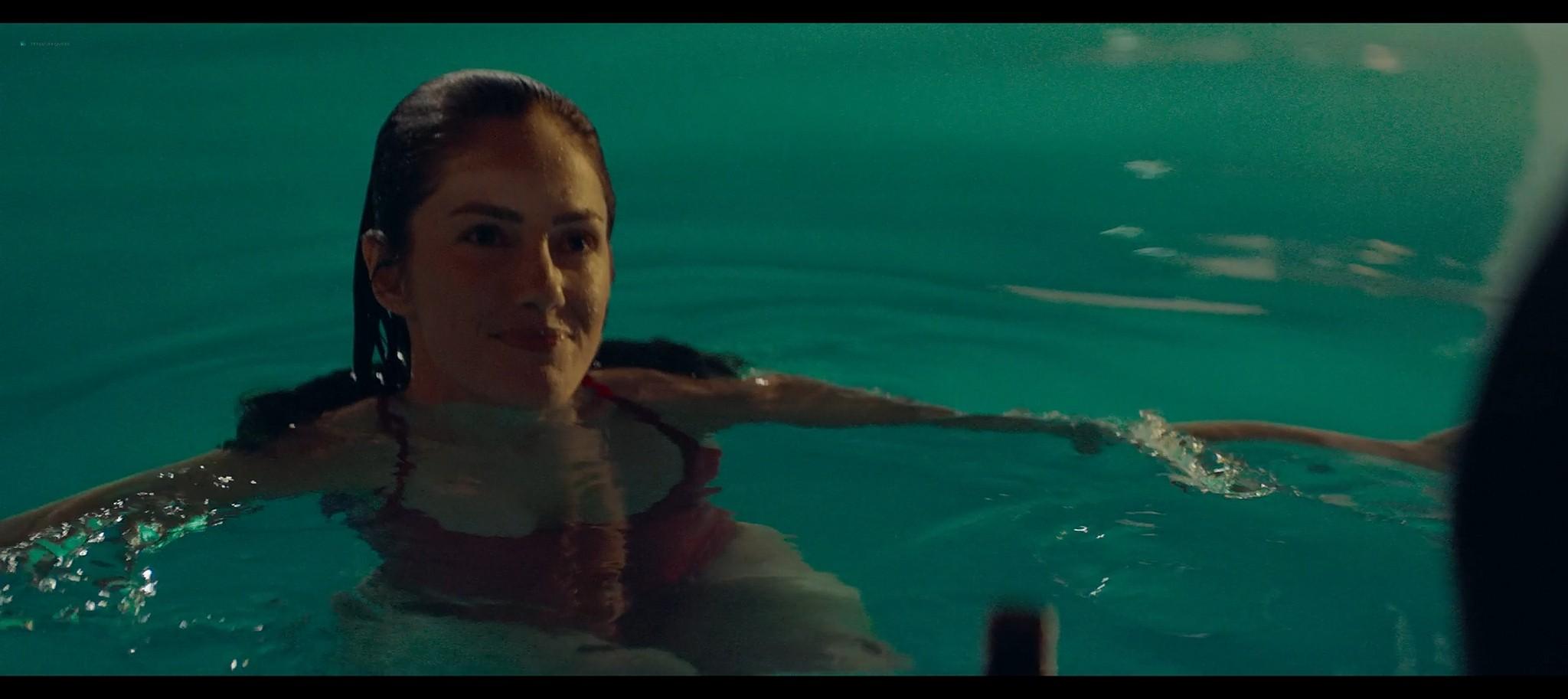 Minka Kelly hot in a swimsuit AnnaSophia Robb sexy Lansky 2021 1080p Web 6