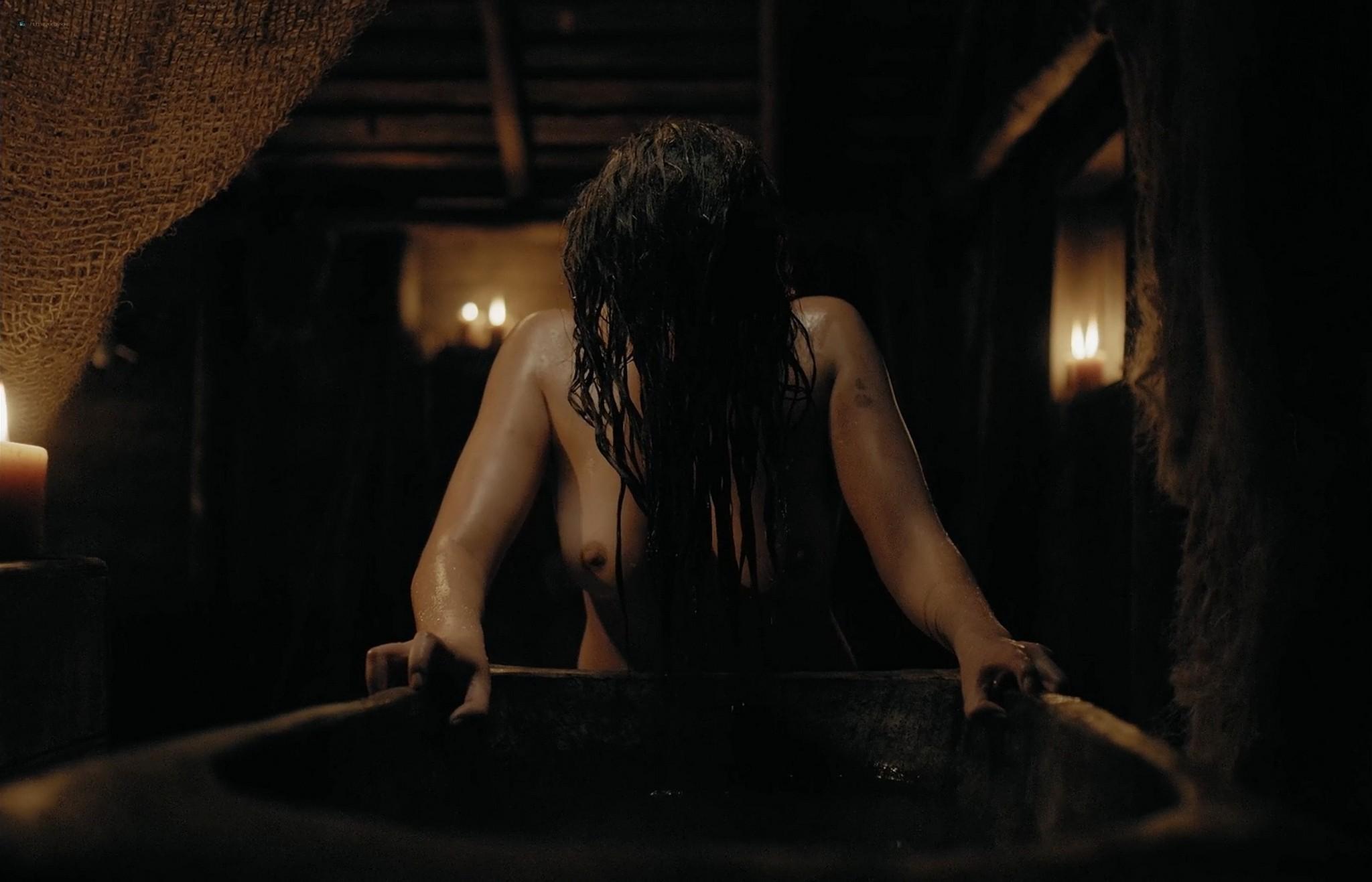 Monique Rockman nude topless Gaia 2021 1080p Web 15