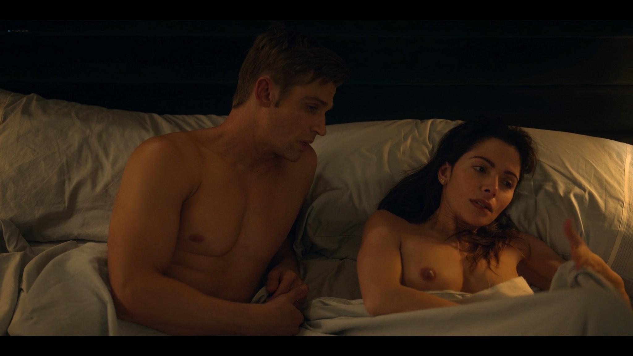 Sarah Shahi nude debut lot of hot sex Sex Life 2021 s1e1 1080p Web 10