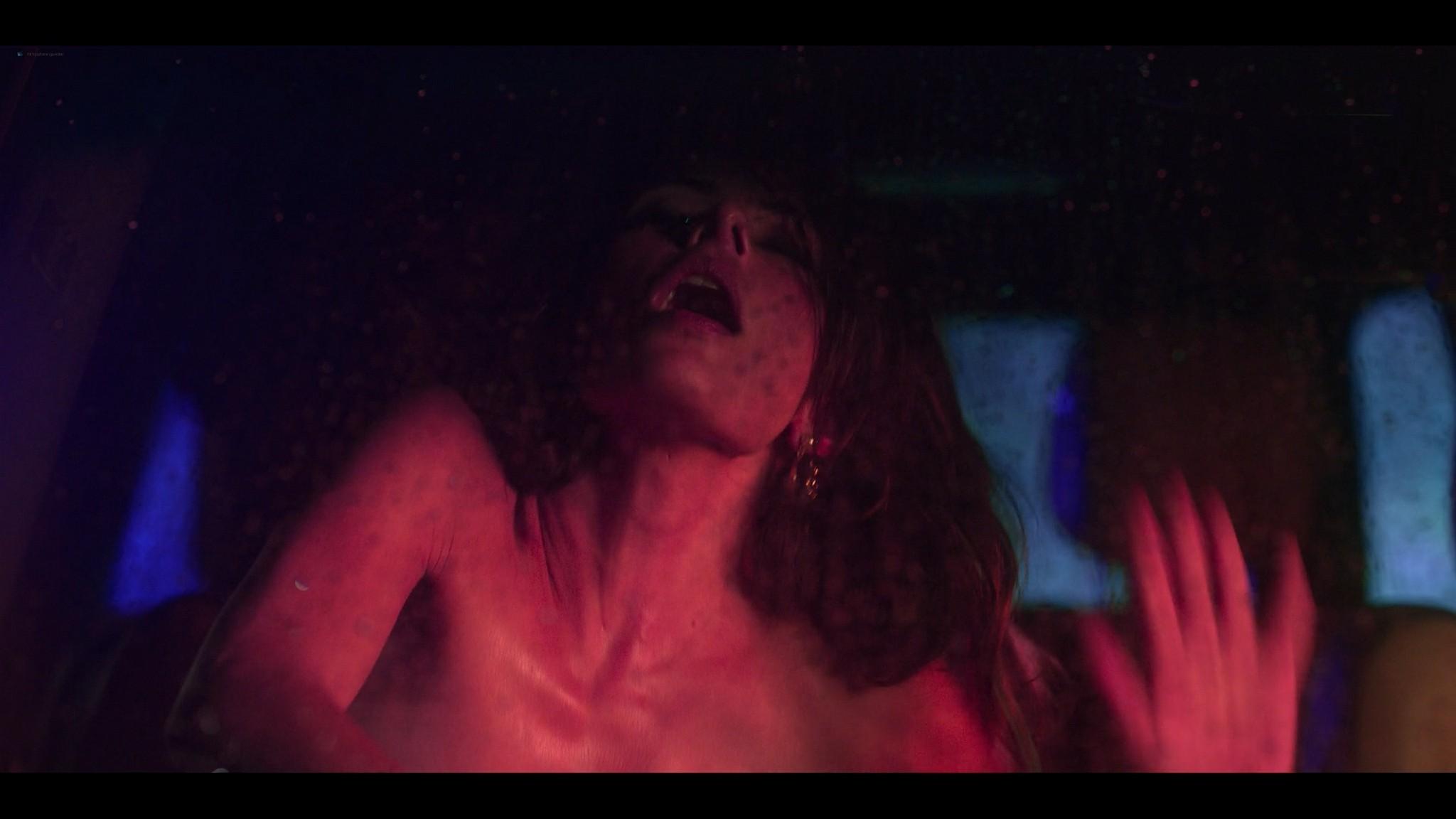 Sarah Shahi nude hot sex Margaret Odette sex Sex Life 2021 s1e2 3 1080p Web 10