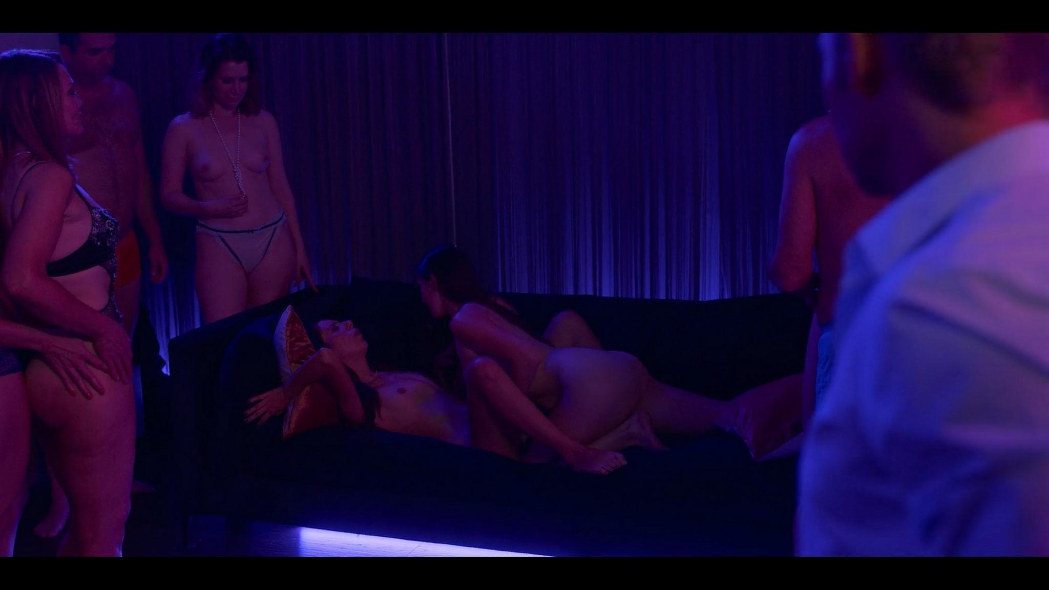 Sarah Shahi nude sex others sex orgy Sex Life 2021 s1e7 8 1080p Web
