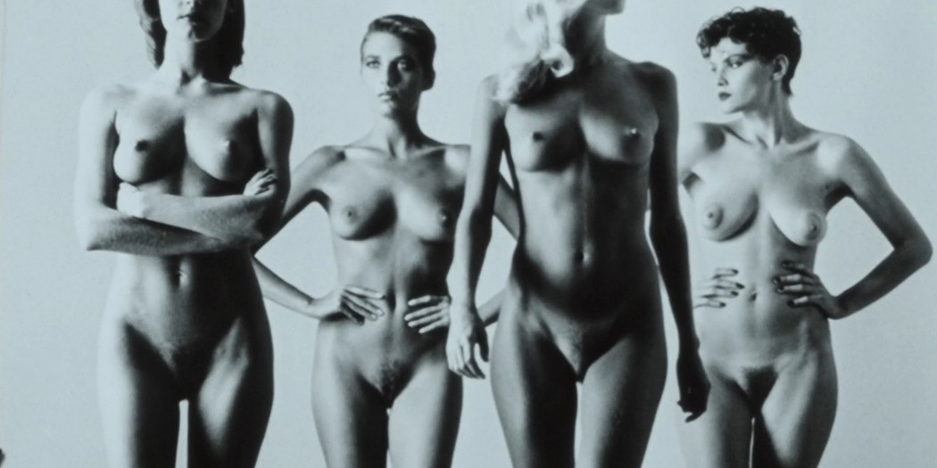 Sigourney Weaver hot Charlotte Rampling nude others nude most full frontal Helmut Newton Frames from the Edge 1989 1080p BluRay 24