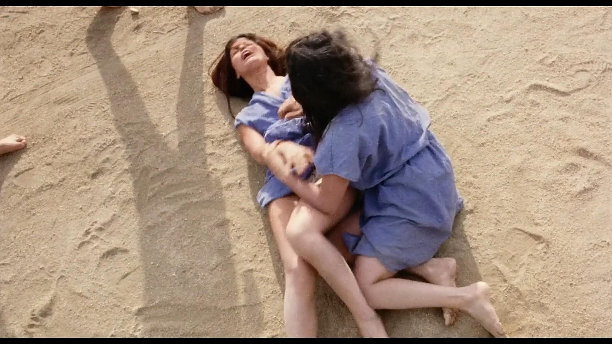 Susan McIver nude sex Sandy Carey nude sex too I Spit on Your Corpse 1974 720p