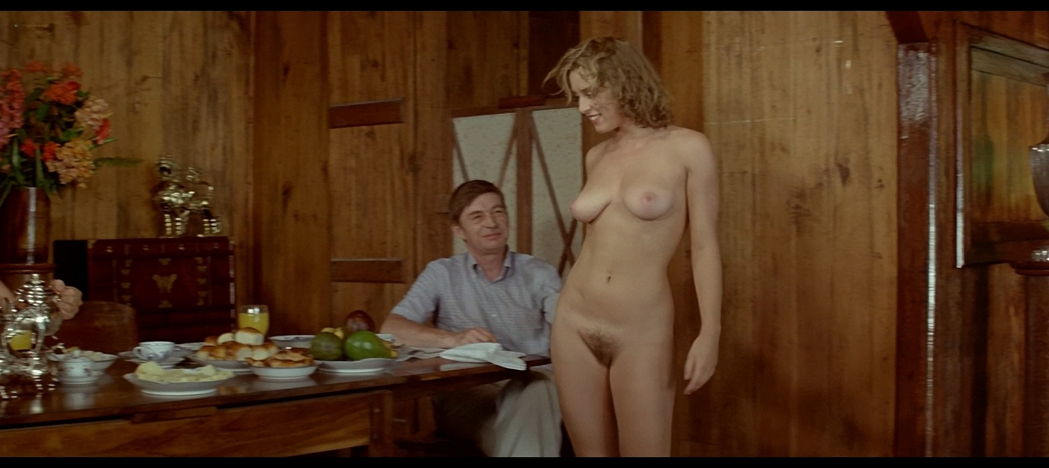 Sylvia Kristel nude full frontal Charlotte Alexandra and others nude sex Good bye Emmanuelle 1977 1080p BluRay 10