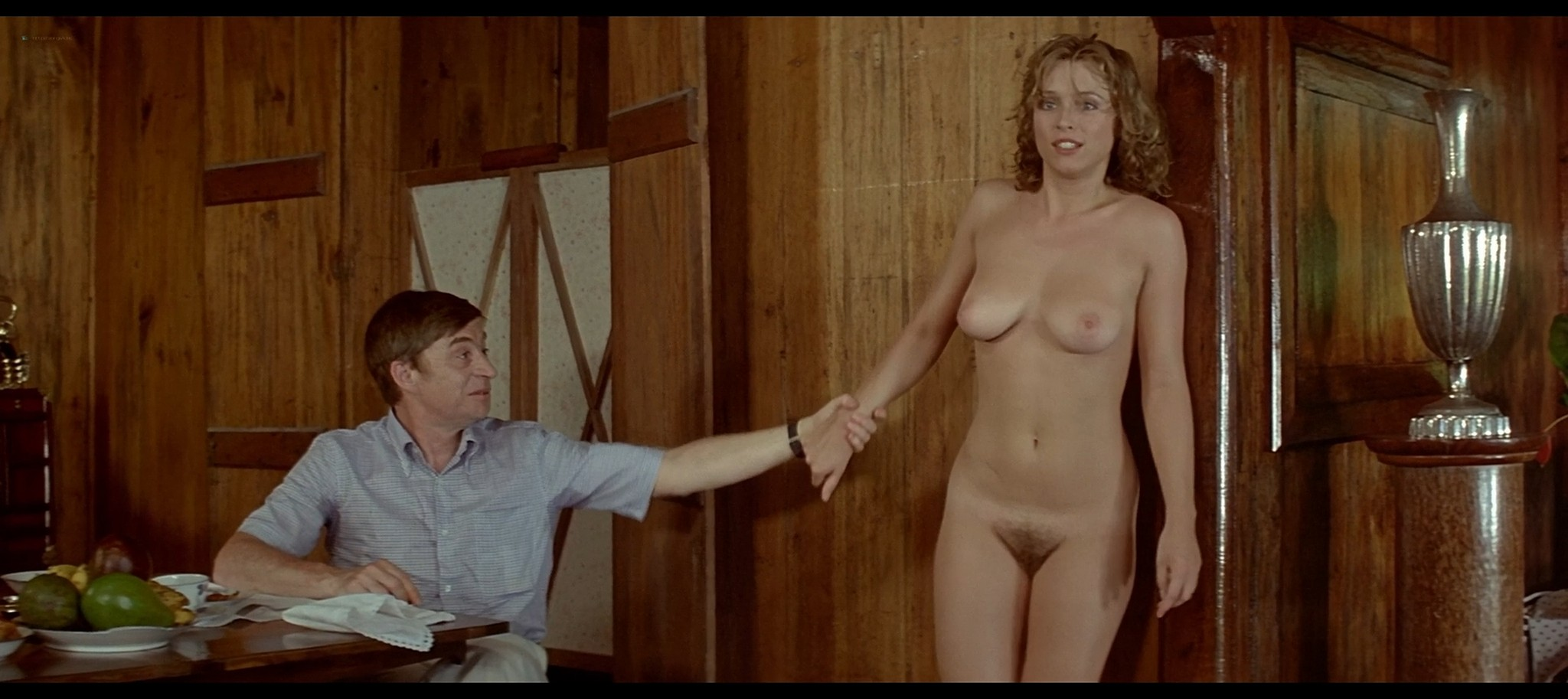 Sylvia Kristel nude full frontal Charlotte Alexandra and others nude sex Good bye Emmanuelle 1977 1080p BluRay 11