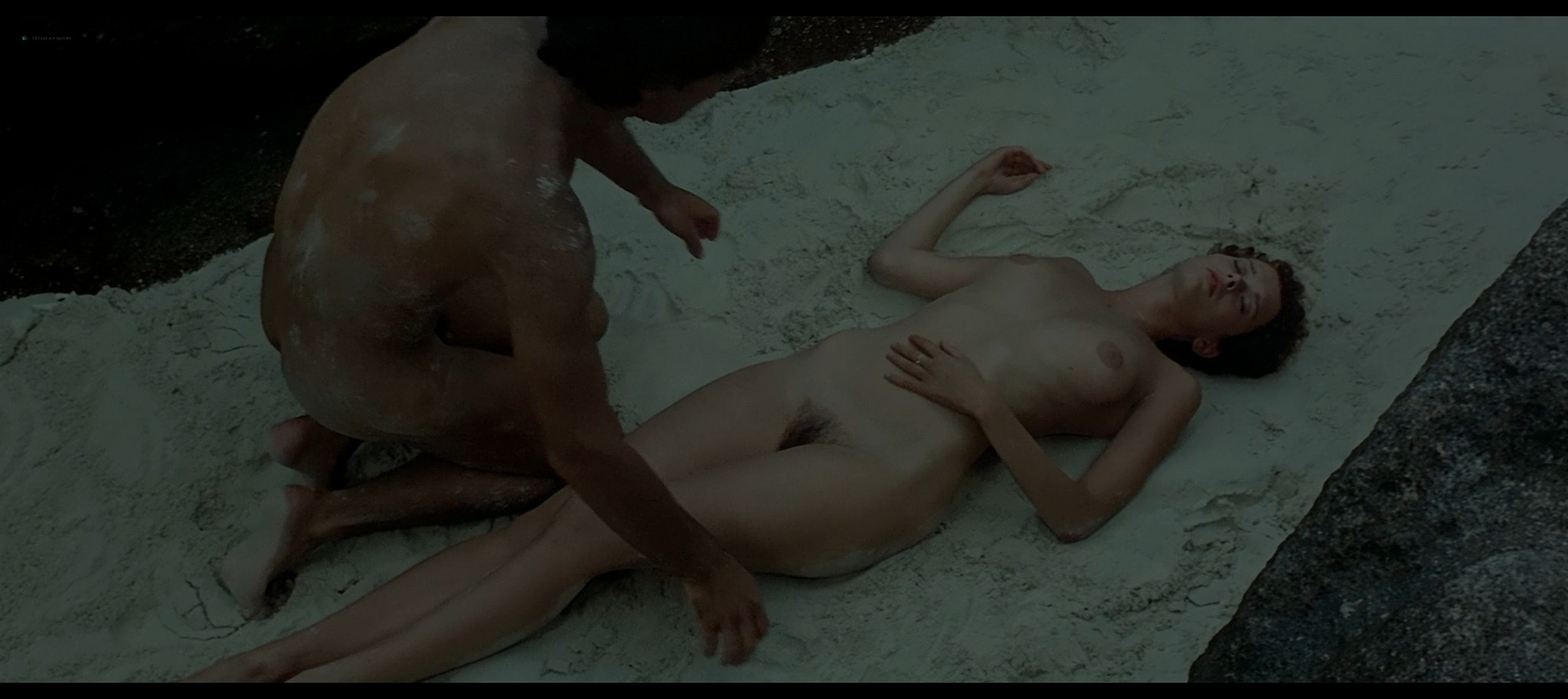 Sylvia Kristel nude full frontal Charlotte Alexandra and others nude sex Good bye Emmanuelle 1977 1080p BluRay 16