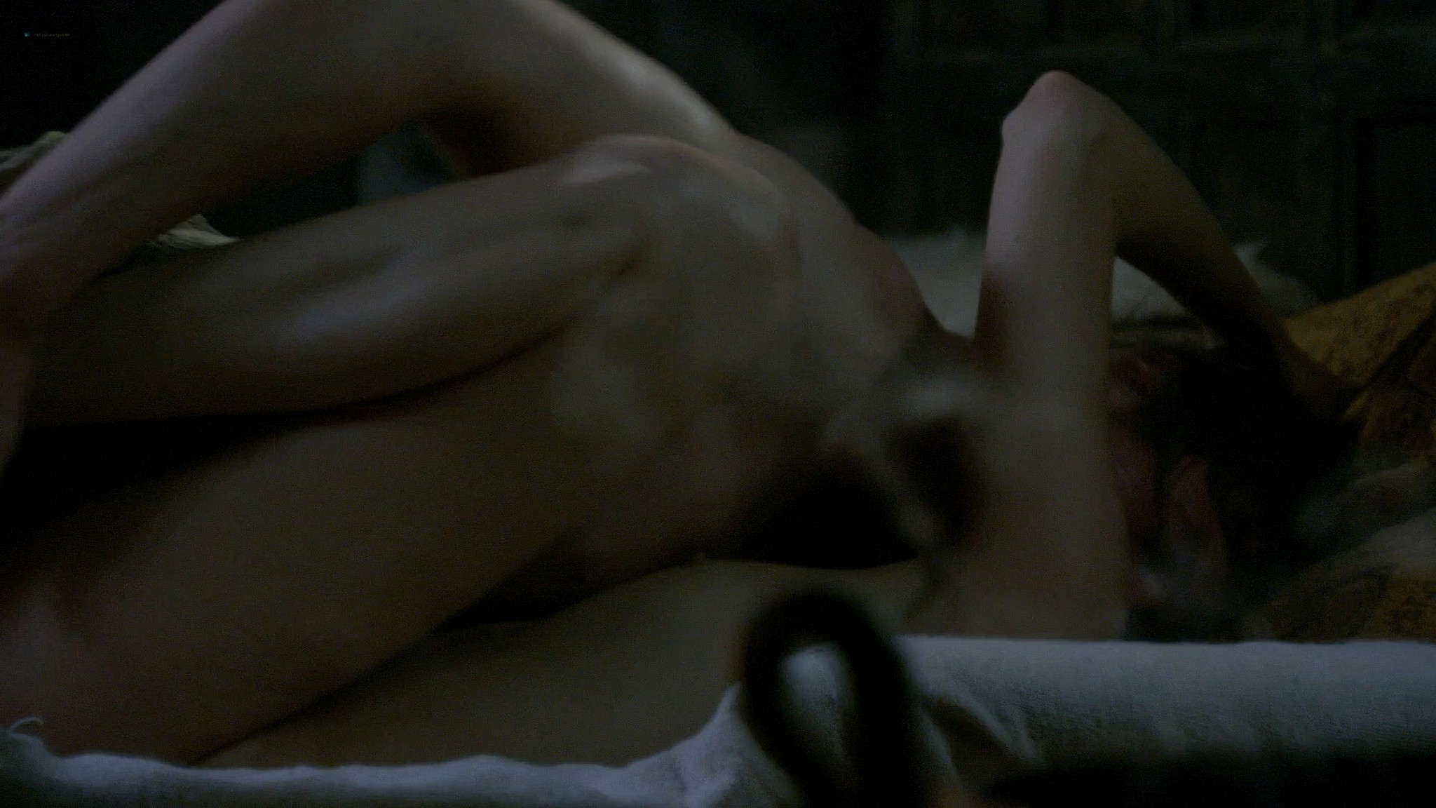 Tamsin Egerton nude topless sex Camelot 2011 s1e4 hd 1080p