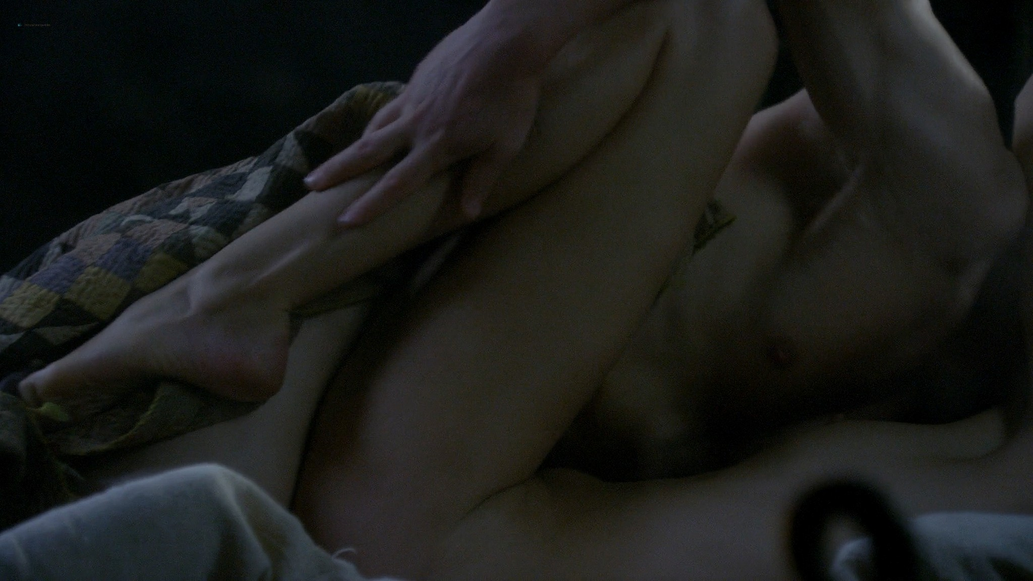 Tamsin Egerton nude topless sex Camelot 2011 s1e4 hd 1080p 7