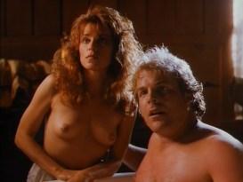 Tracy Scoggins nude sex, Melinda Armstrong, Gween Somers nude sex too - Alien Intruder (1993) DVDRip