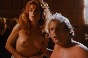 Tracy Scoggins nude sex Melinda Armstrong Gween Somers nude sex too Alien Intruder 1993 DVDRip 5