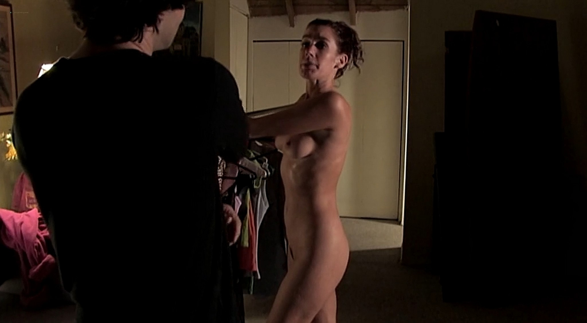 Victoria De Mare nude Roxy DeVille and others nude sex too Bio Slime 2010 DVDRip 5