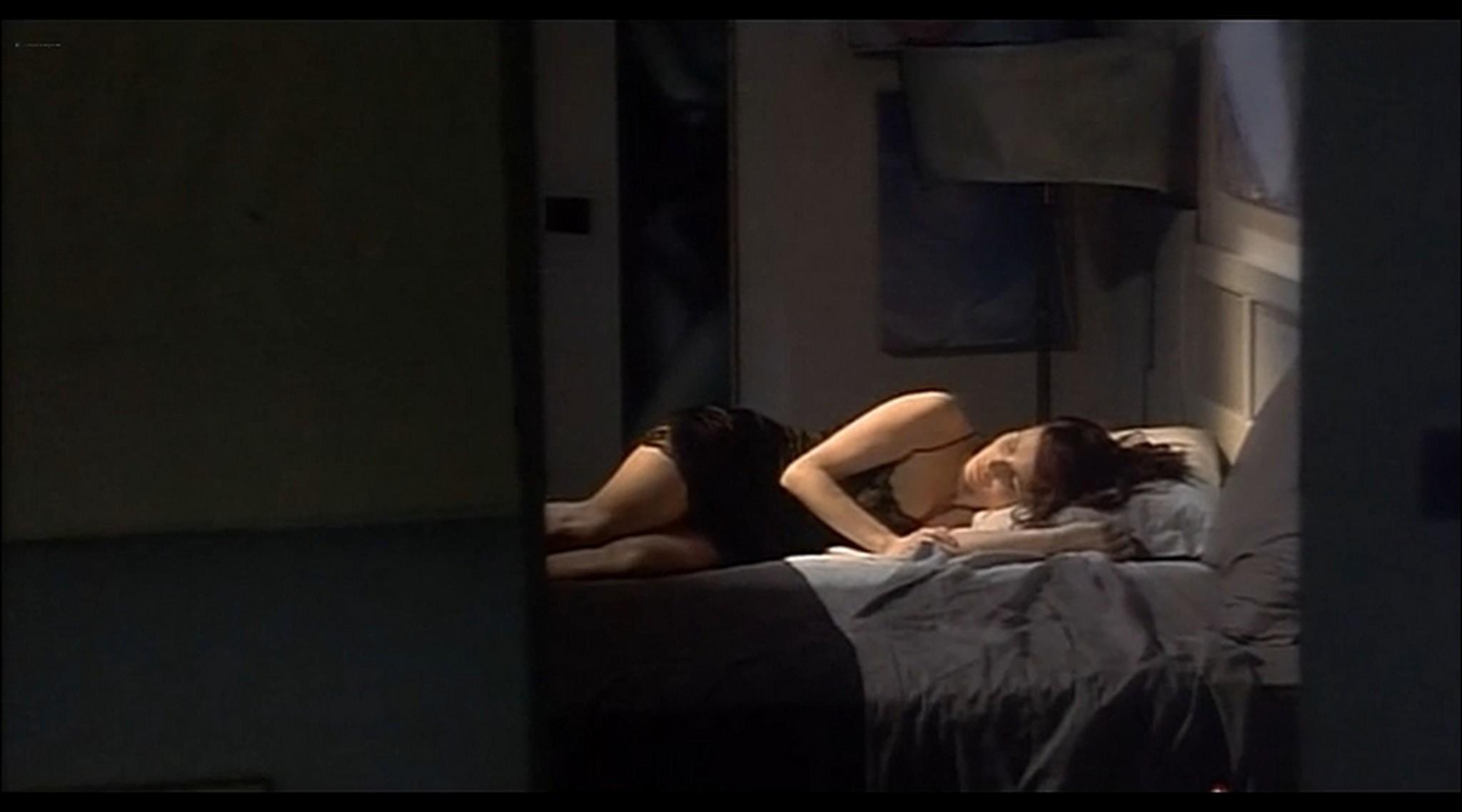 Agathe de La Fontaine nude topless Francesca Neri sexy Io amo Andrea IT 2000 DVDRip 12