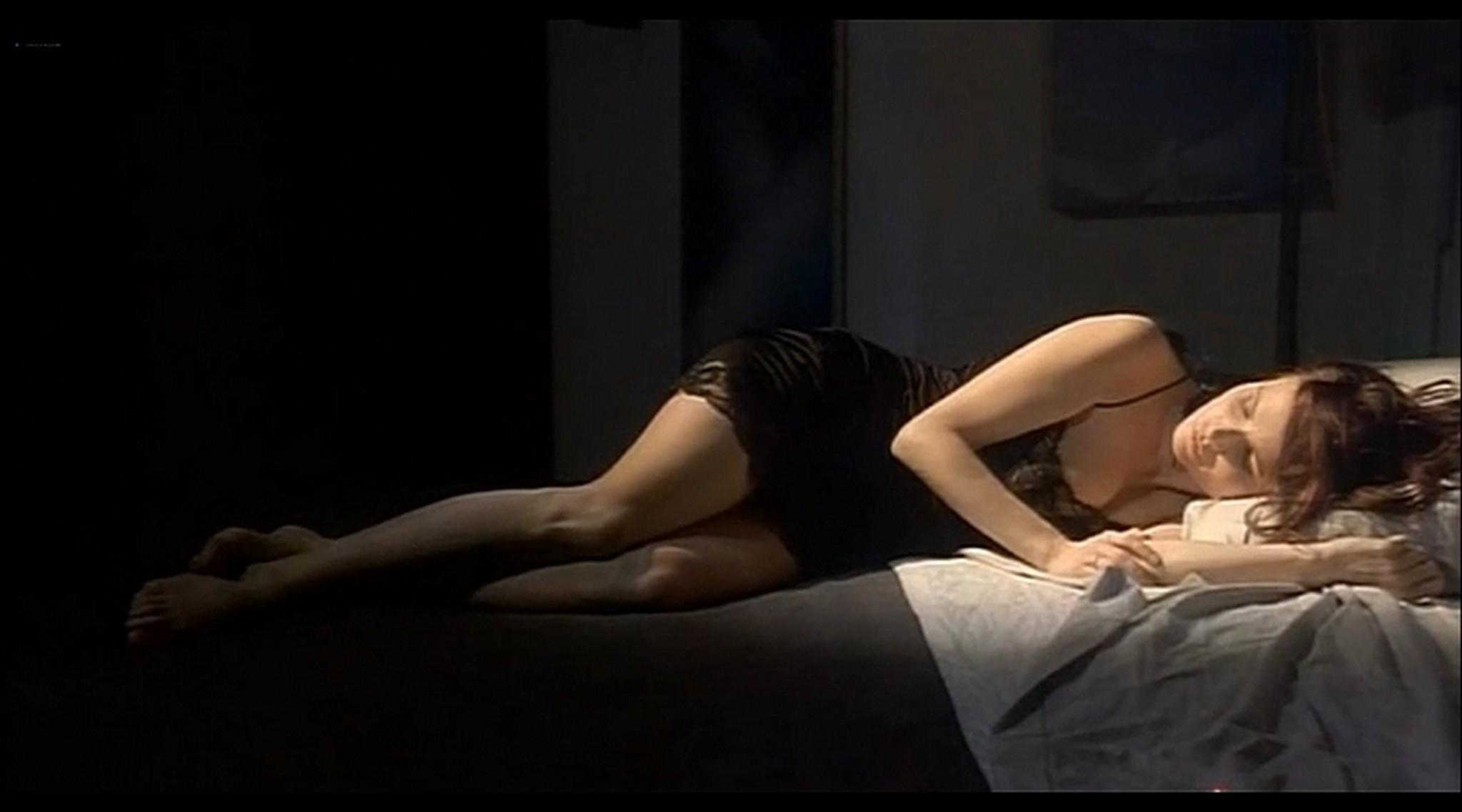 Agathe de La Fontaine nude topless Francesca Neri sexy Io amo Andrea IT 2000 DVDRip 13