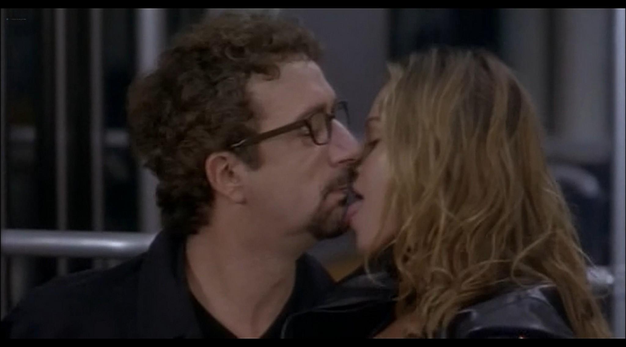Agathe de La Fontaine nude topless Francesca Neri sexy Io amo Andrea IT 2000 DVDRip 4