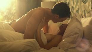 Alexandra Daddario nude side-boob Sydney Sweeney, Brittany O'Grady hot - The White Lotus (2011) s1e2 1080p Web