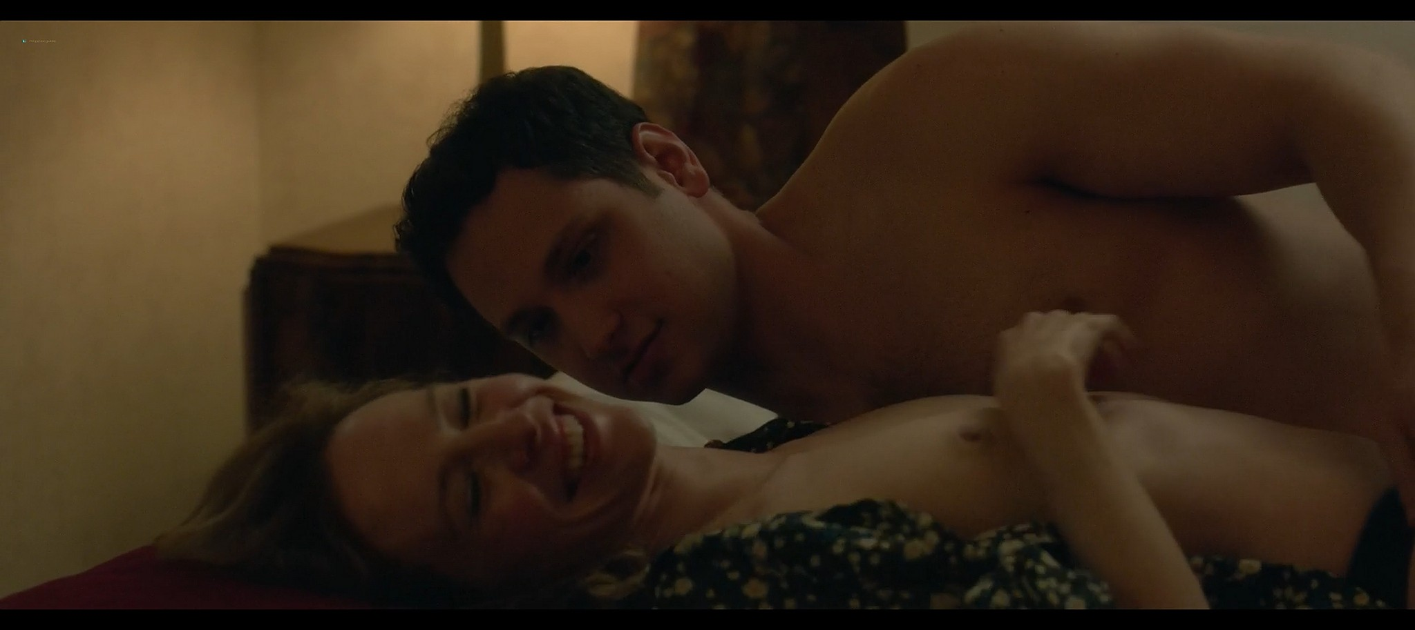 Amy Hargreaves nude sex How He Fell in Love 2015 1080p Web 10