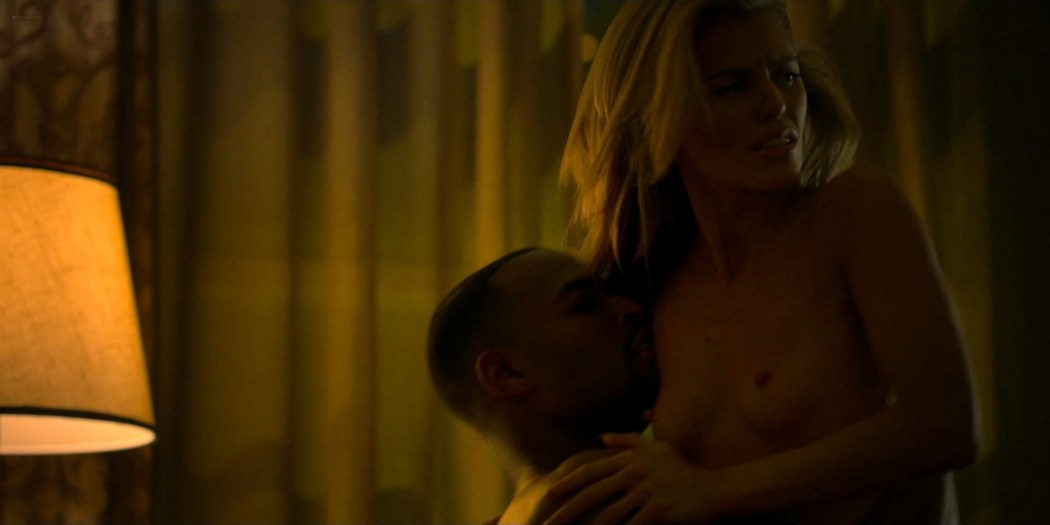 Annalynne McCord nude topless and sex Power Book III Raising Kanan 2021 s1e1 1080p Web 3