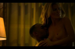Annalynne McCord nude topless and sex - Power Book III Raising Kanan (2021) s1e1 1080p Web