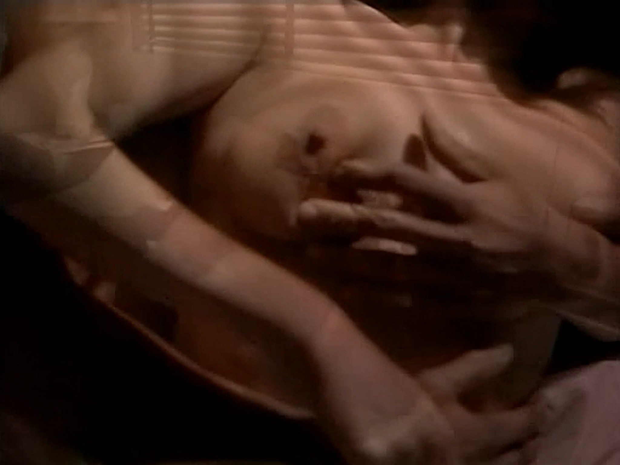 Christina Cox nude topless and sex Street Law 1995 DVDRip 4
