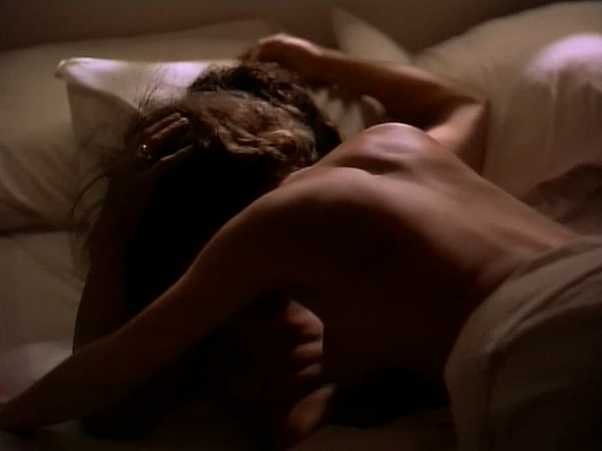 Christina Cox nude topless and sex Street Law 1995 DVDRip 6