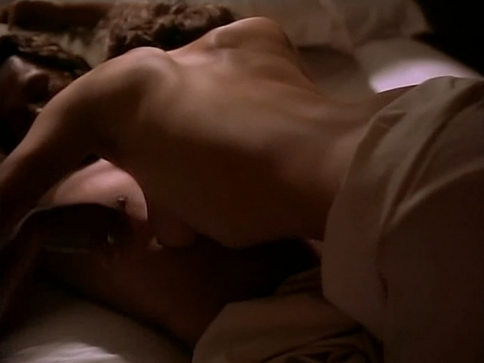 Christina Cox nude topless and sex Street Law 1995 DVDRip 7