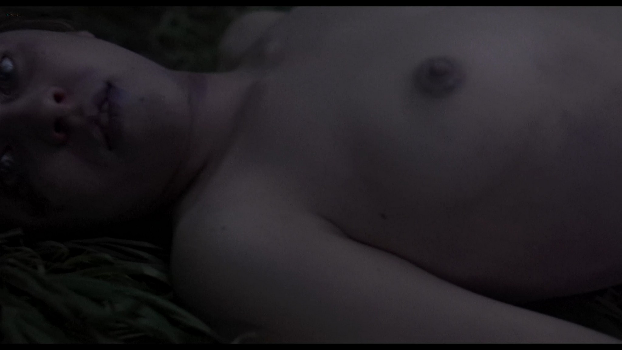 Danyi Deats nude bush topless but dead Rivers Edge 1986 HD 1080p BluRay 3