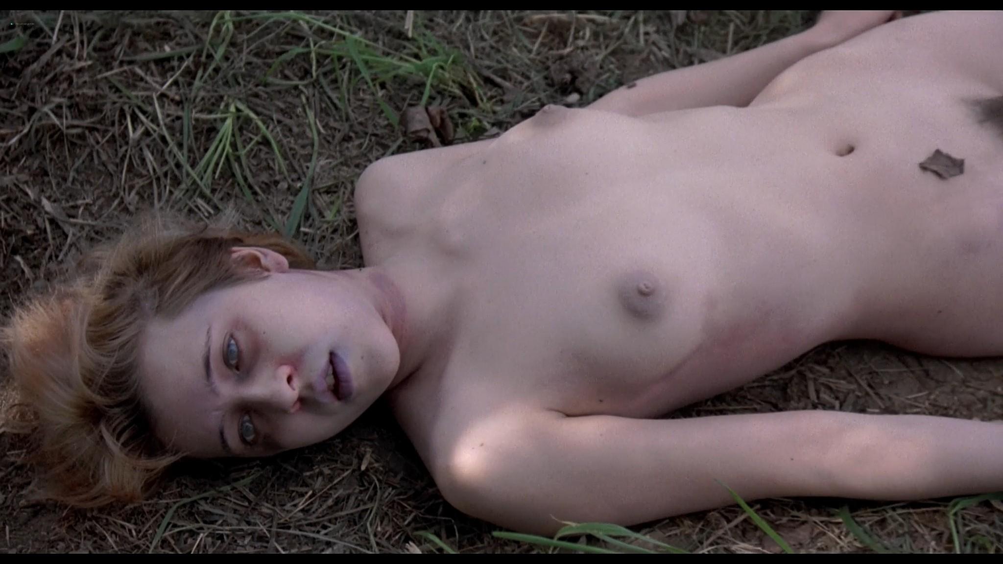 Danyi Deats nude bush topless but dead Rivers Edge 1986 HD 1080p BluRay 5