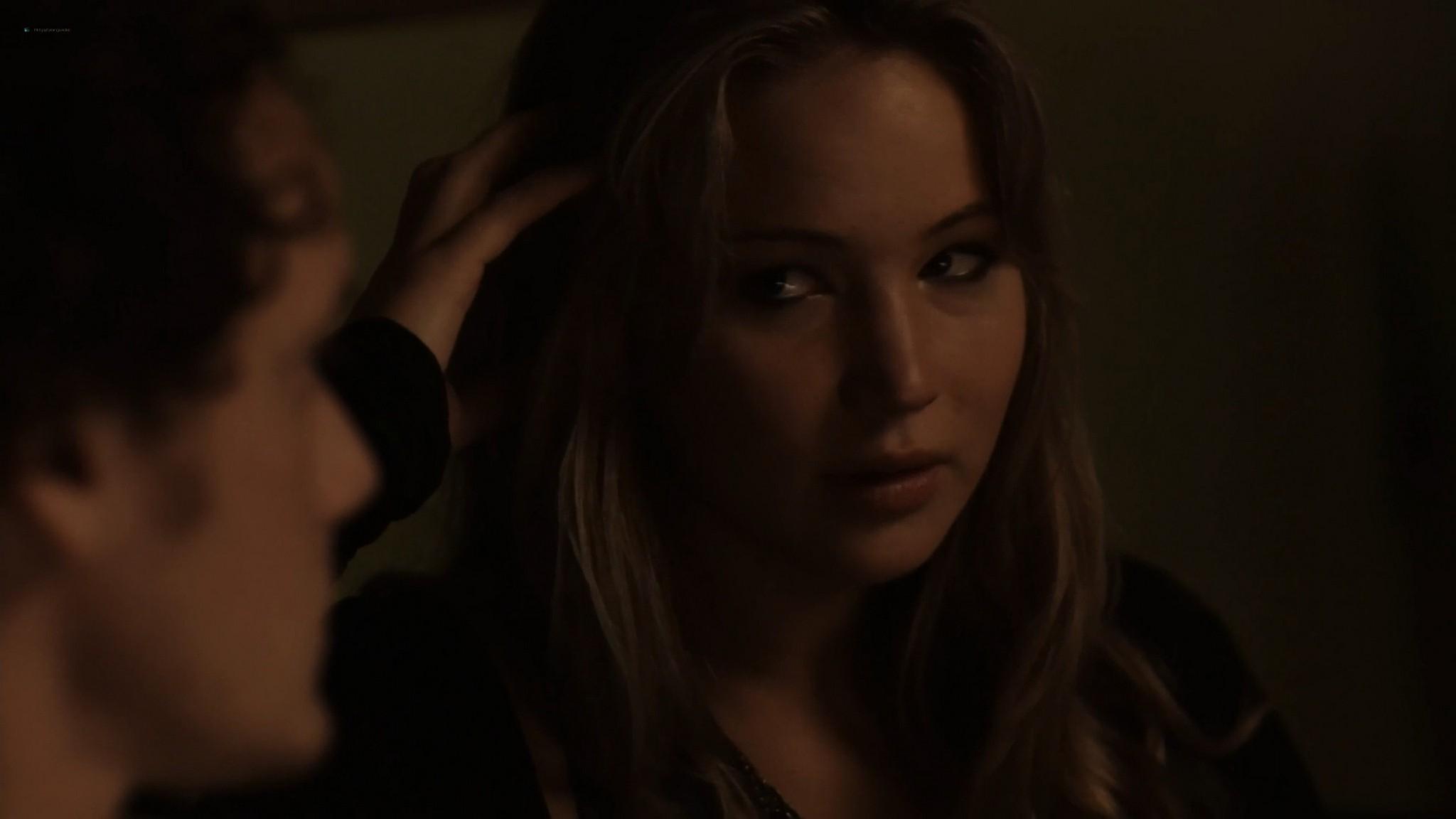 Felicity Jones sexy Jennifer Lawrence cute Like Crazy 2011 1080p BluRay 21