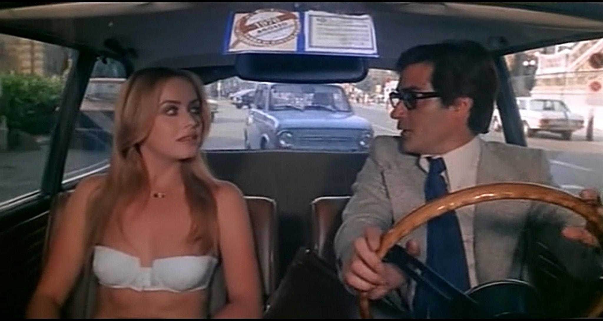 Gloria Guida nude full frontal Marilda Dona nude too L affittacamere IT 1976 DVDRip 8