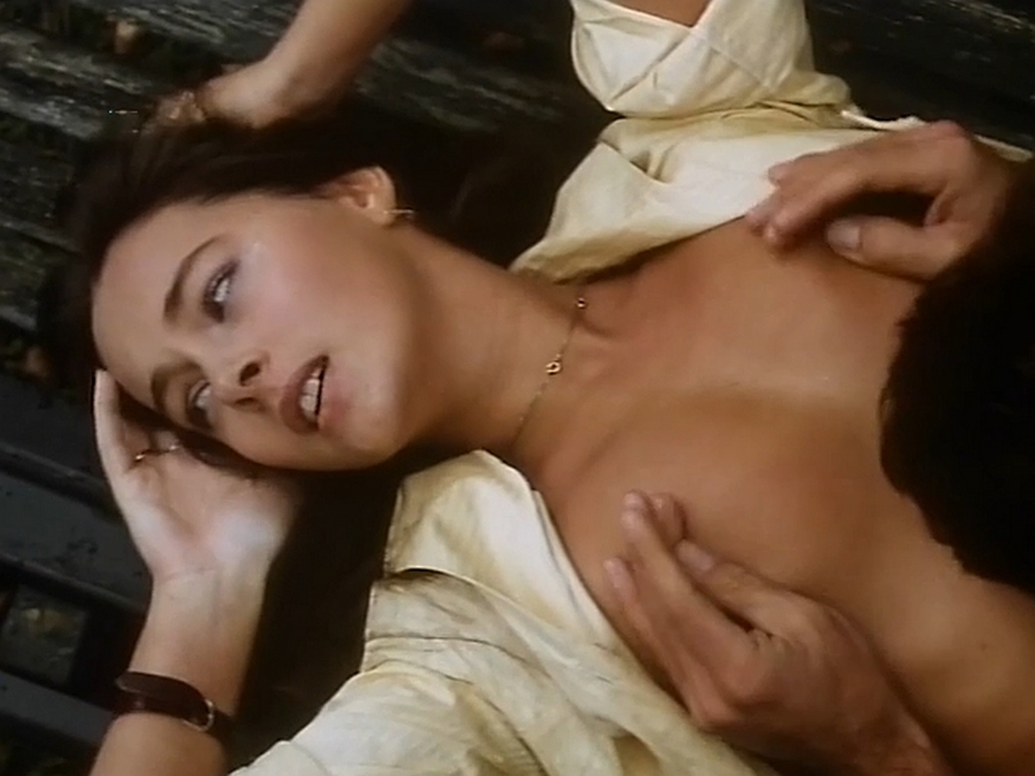 Lydie Denier nude sex Eva Czemerys and others nude too Flesh and Fire 1985 DVDRip 8