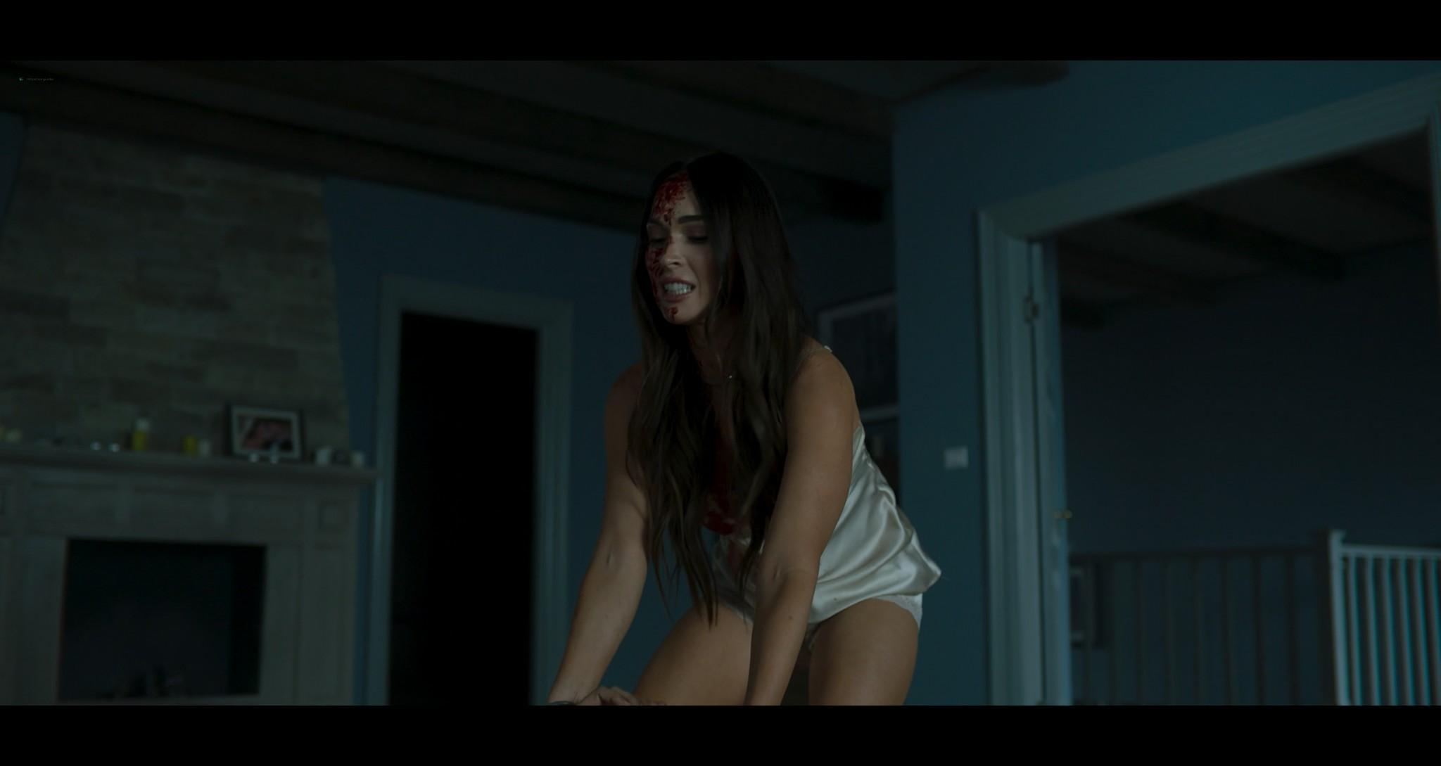 Megan Fox hot and sexy Till Death 2021 4k 2160p Web 14
