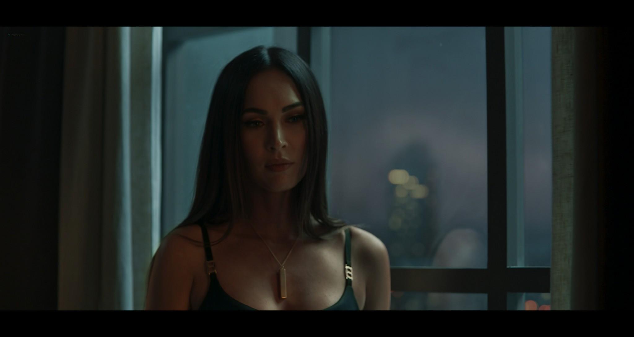 Megan Fox hot and sexy Till Death 2021 4k 2160p Web 2
