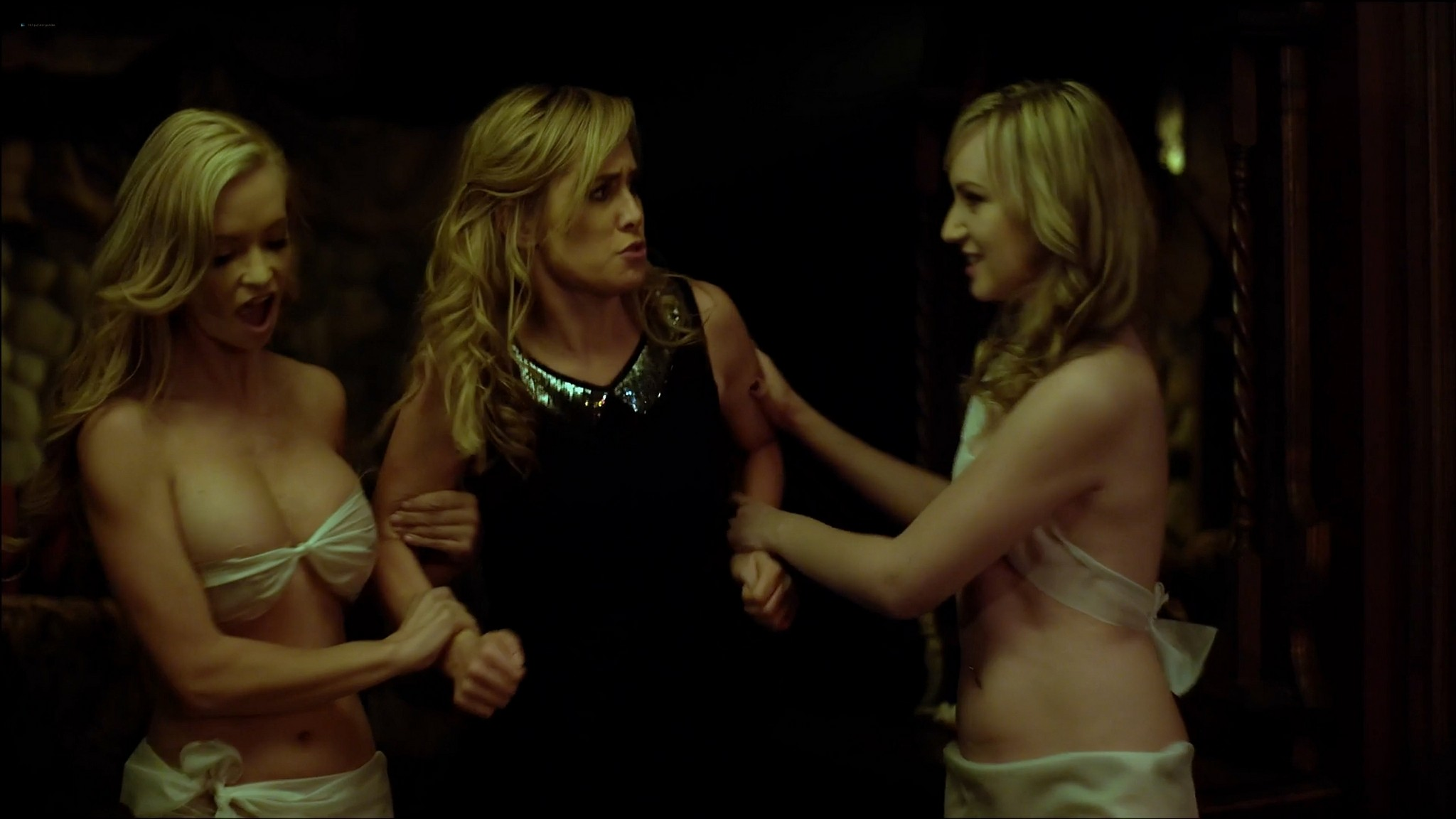 Mindy Robinson see through Christina Collard nude Dracula The Impaler 2013 1080p BluRay 11