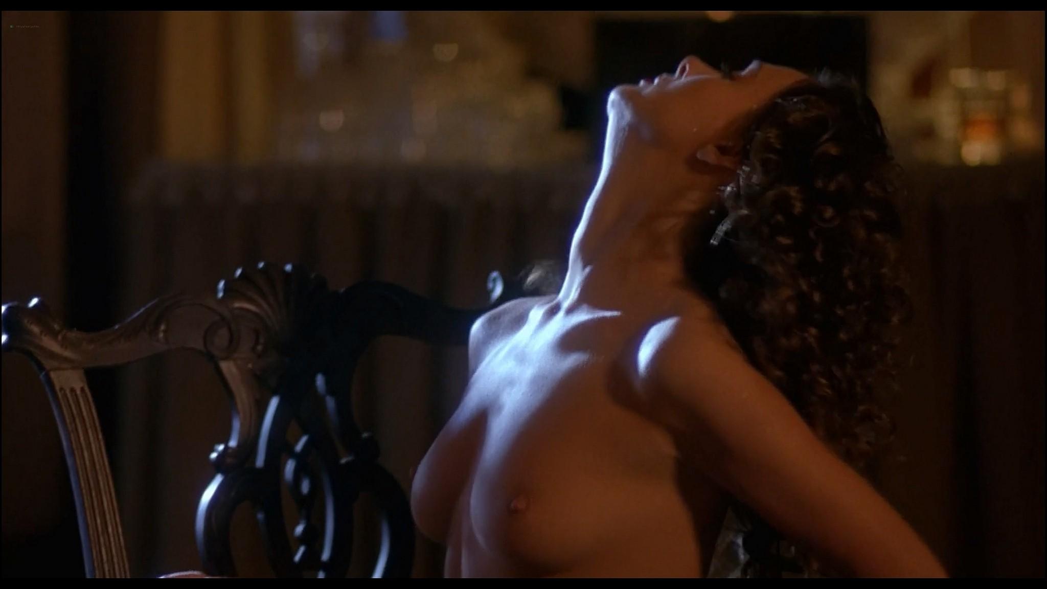 Nina Siemaszko nude sex Lydie Denier Gloria Reuben and others nude sex Wild Orchid 2 1992 1080p BluRay 6