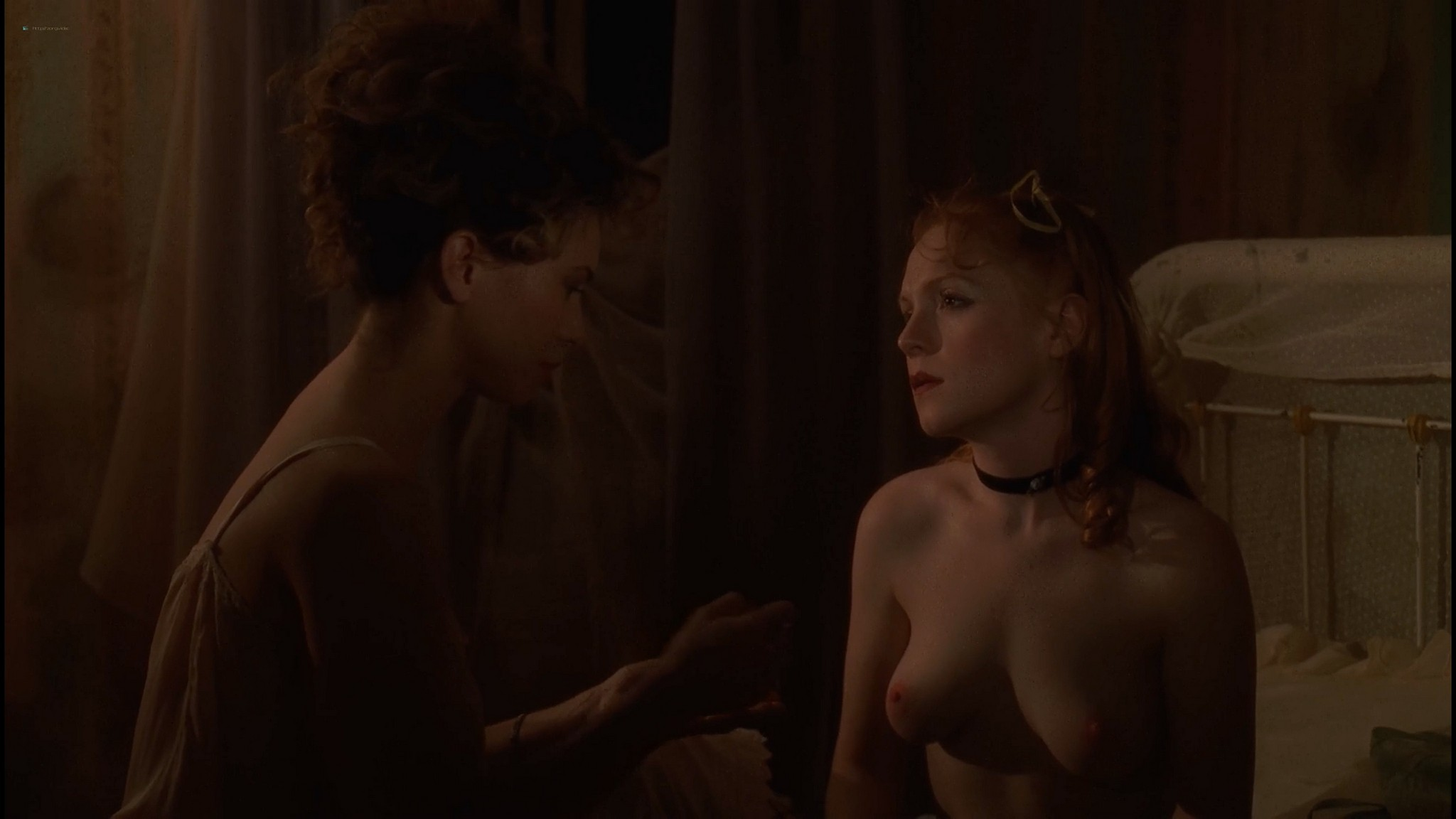 Serena Scott Thomas nude sex Sarah Lassez and others nude too Brothel 2008 1080p Web 7