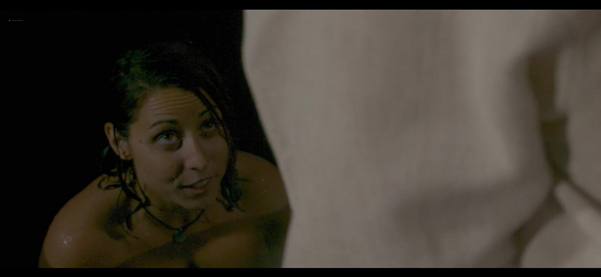 Sydney Nolan nude Amanda Lambert nude bush Grim Woods 2019 1080p Web 12
