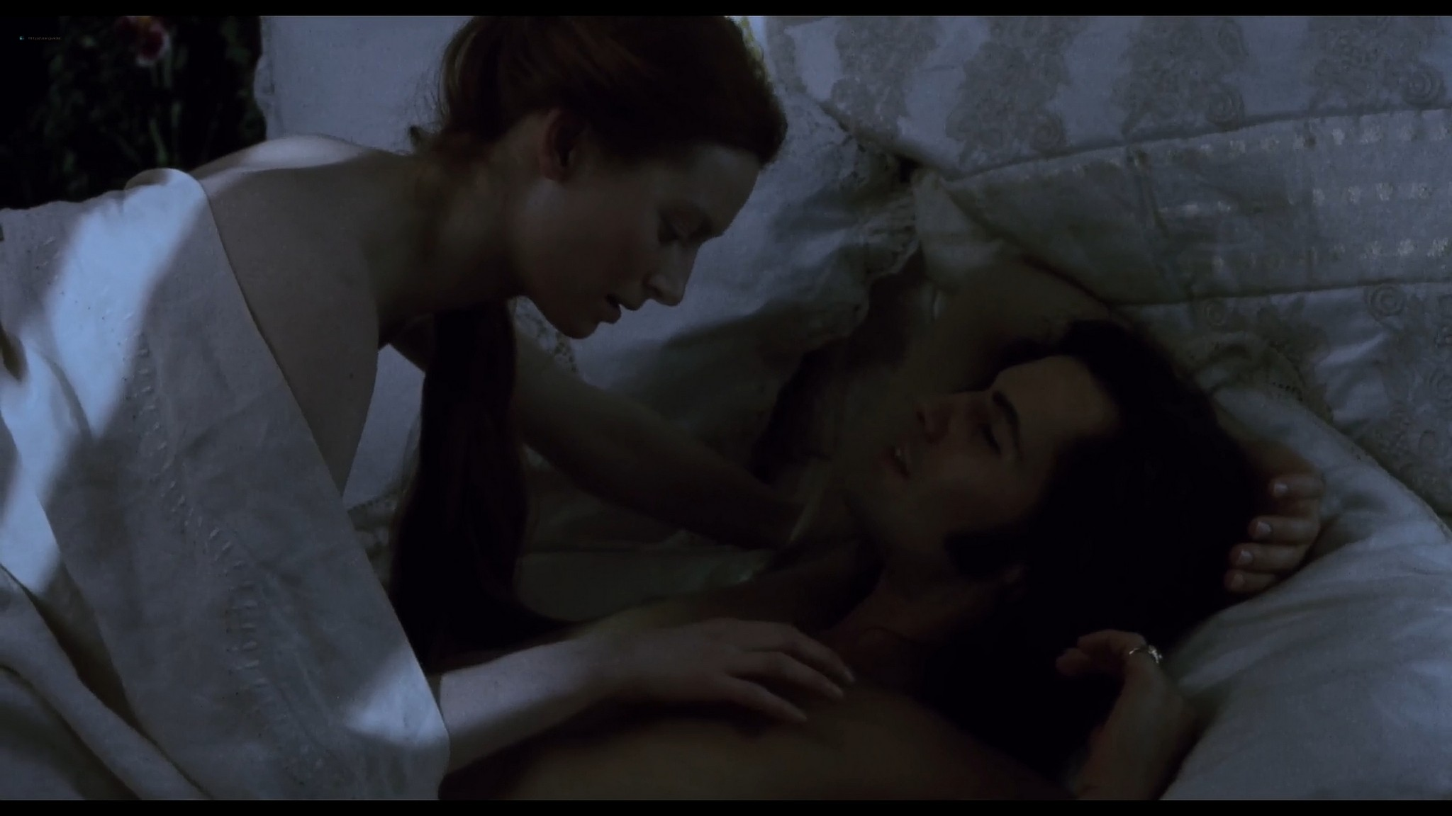 Tilda Swinton naked full frontal nude Orlando 1992 HD 1080p BluRay 7
