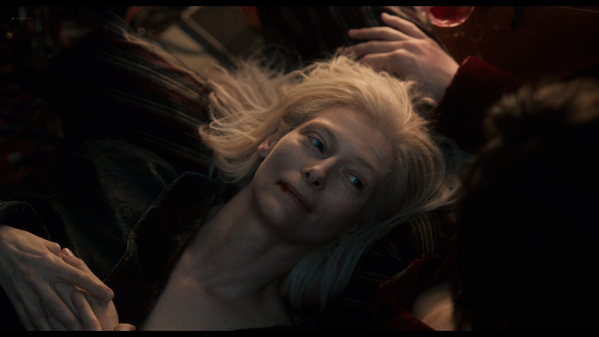 Tilda Swinton nude Mia Wasikowska sexy Only Lovers Left Alive 2013 HD 1080p BluRay